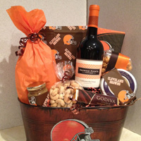 Cleveland Browns Basket