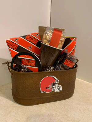 Cleveland Browns Snacks