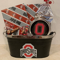 Ohio State Essential  Tailgate Tin