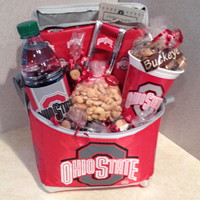 Ohio State Gift Basket